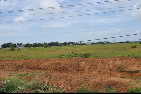 Good Location Land along National Road 51 (1)