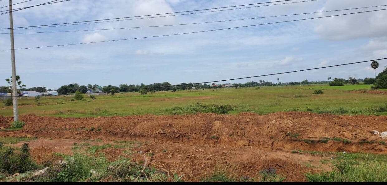 Good Location Land for Sale Along National Road 51