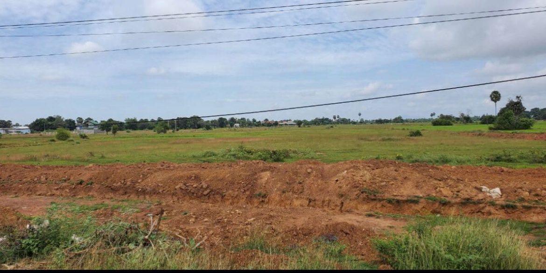 Good Location Land along National Road 51 (3)