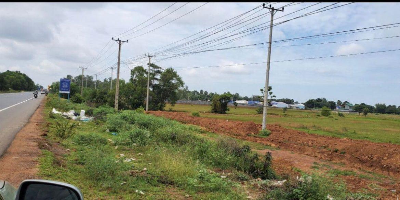Good Location Land along National Road 51 (4)