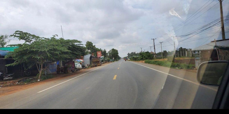Good Location Land along National Road 51 (5)