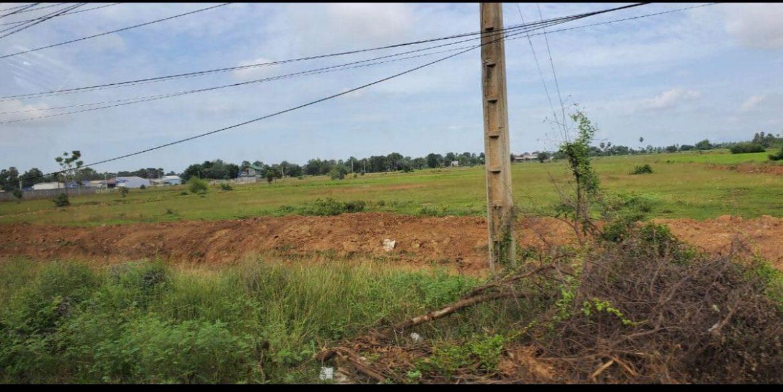Good Location Land along National Road 51 (7)