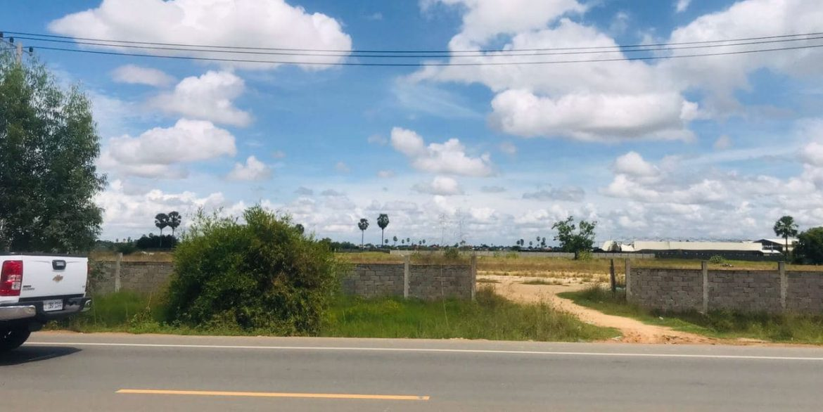Good Location Land for Sale Near Oudong (1)