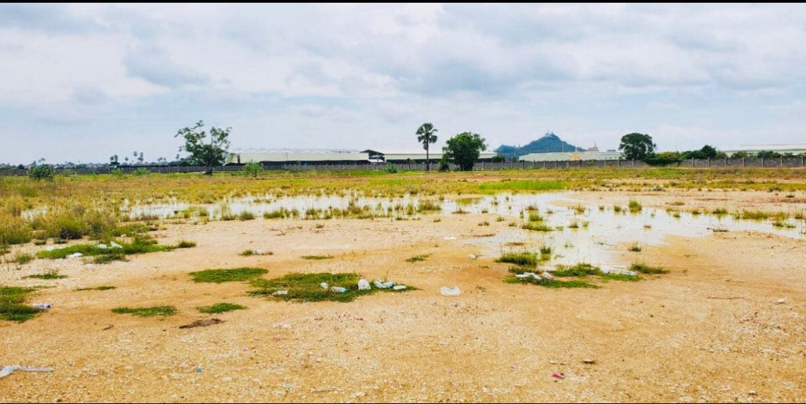 Good Location Land for Sale Near Oudong (2)