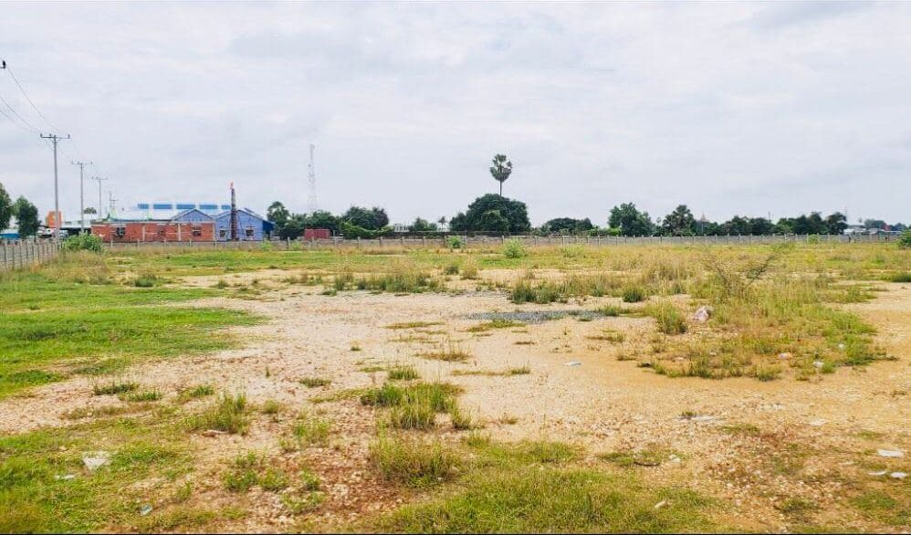 Good Location Land for Sale Near Oudong (3)