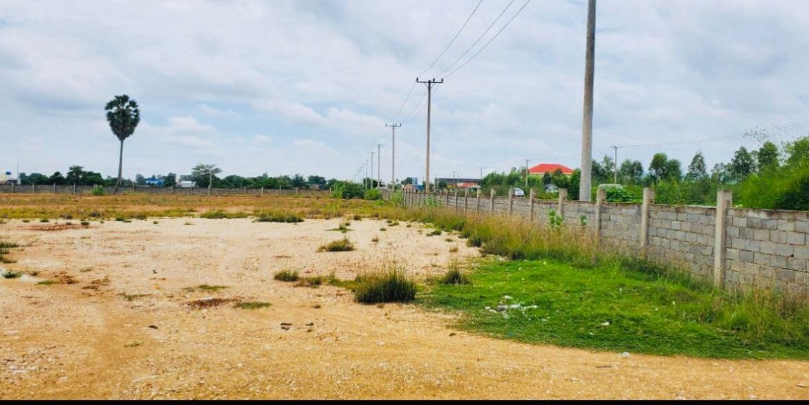 Good Location Land for Sale Near Oudong (4)