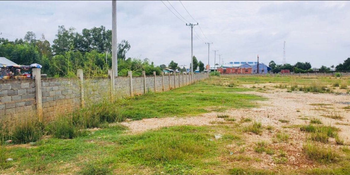 Good Location Land for Sale Near Oudong (5)