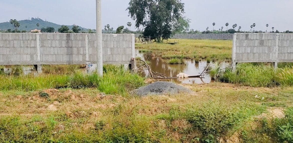 Good Location Land for Sale Near Oudong (6)