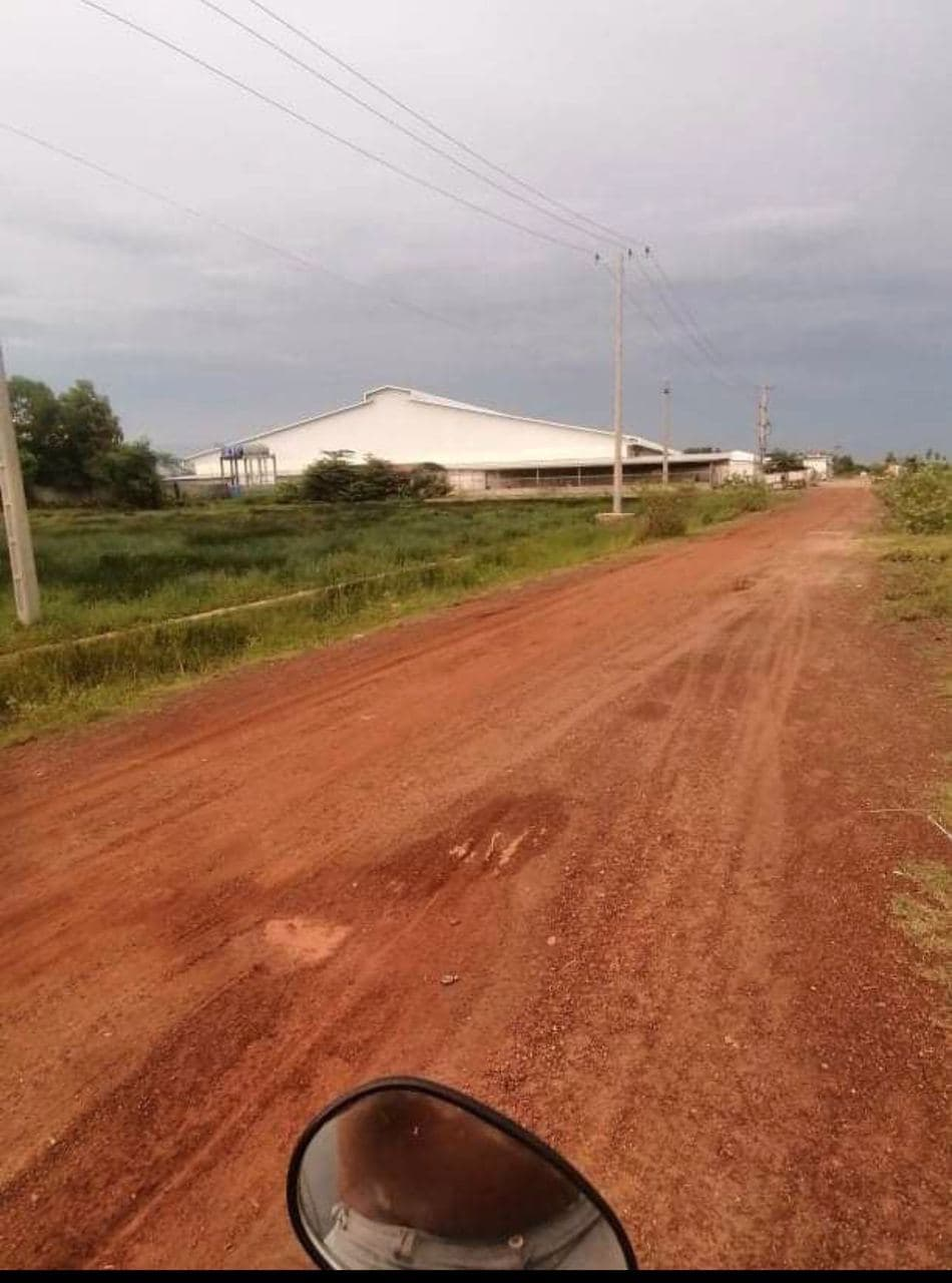 Huge Land for Sale near Oudong area
