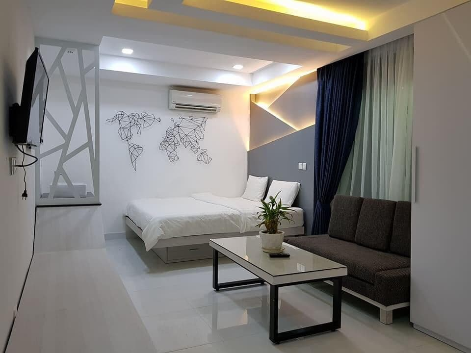 Studio Apartment in Toul Tom Pung is available now