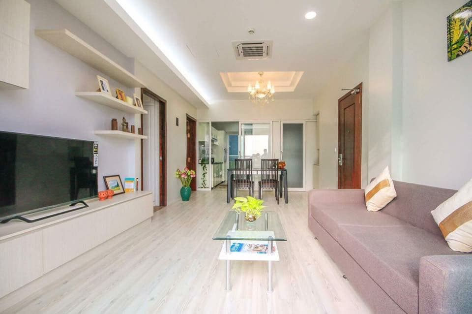 Two Bedrooms Apartment in BKK1 is available now