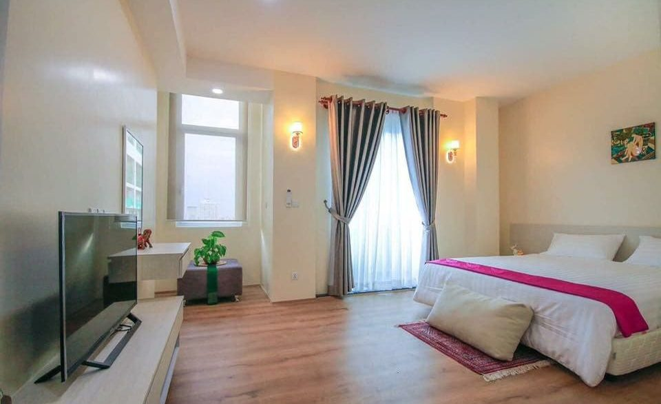 Two Bedrooms Apartment in BKK1 is available now (5)