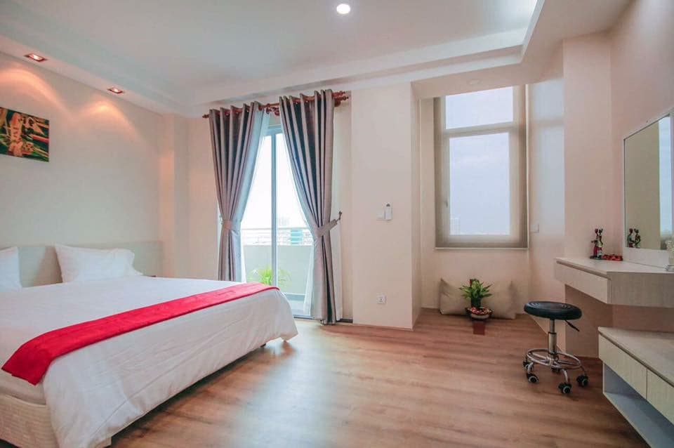Two Bedrooms Apartment in BKK1 is available now (8)