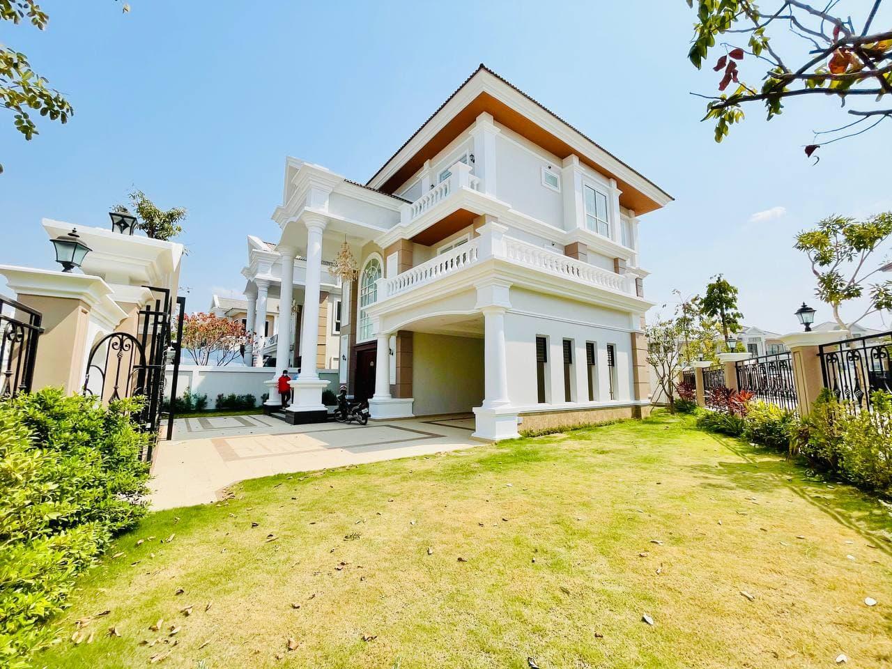 Prince Villa for Sale in Borey Peng Huot Boeng Snor