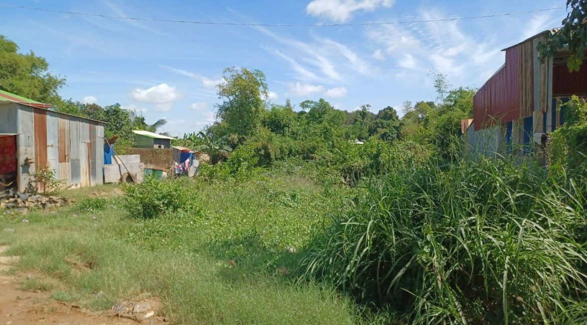 Urgent Land for Sale in Dangkao along Main Road 20A (3)